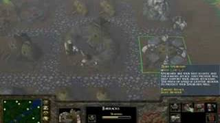 Warcraft III Dawn of Chaos - Orcs and Humans Total Conversion