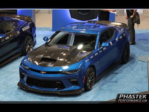 Anderson Composites Walk Around Their 6th Gen At Sema 2016