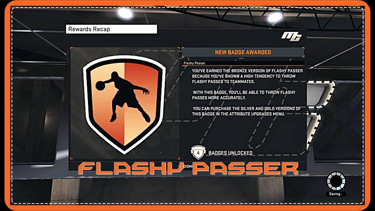 flashy passer 2k16