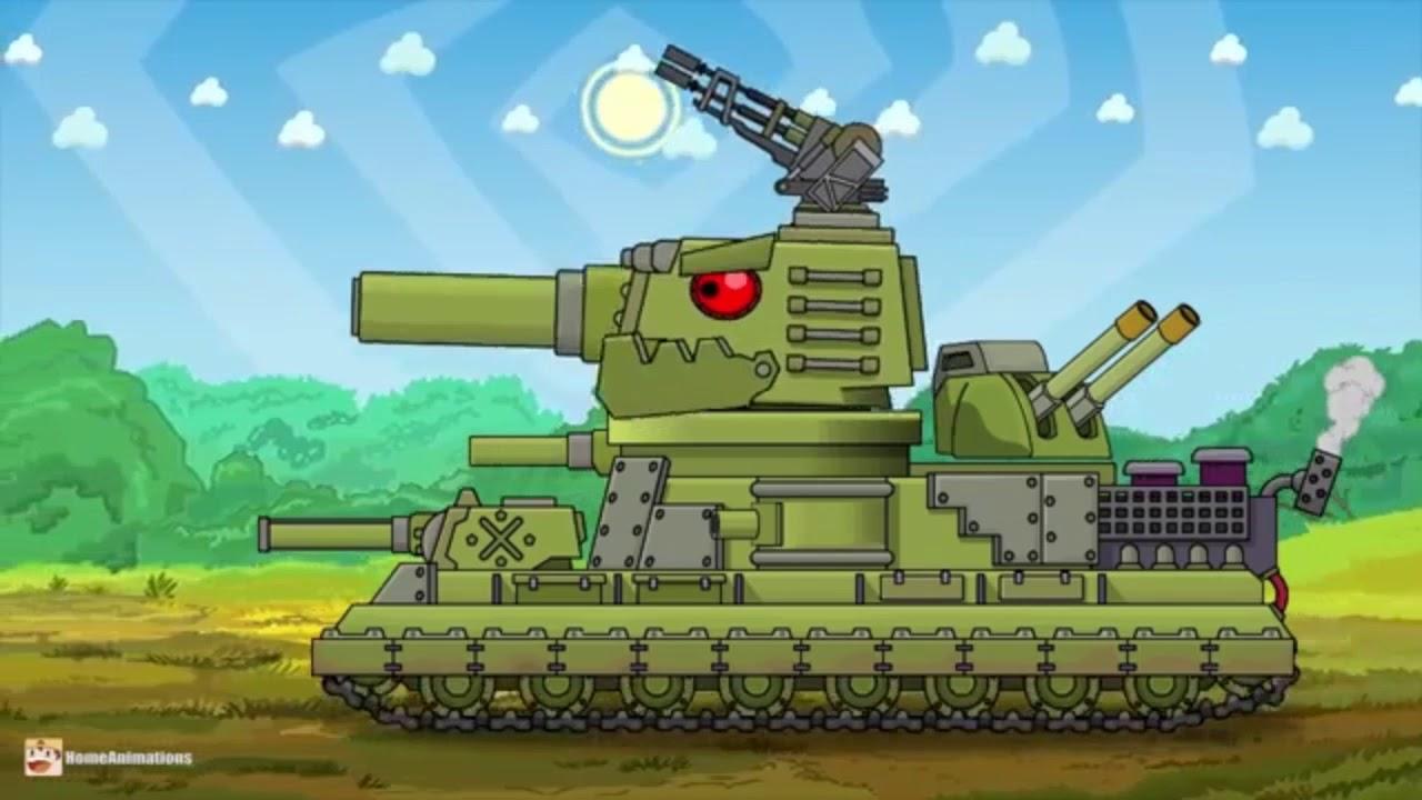 Download Fidzheron: guardián de la fortaleza soviética - dibujos animados sobre tanques