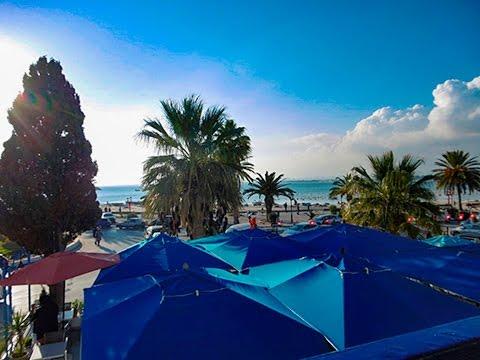 Tunesien, Hammamet und Meer. Eindrücke zum Jahreswechsel 2016