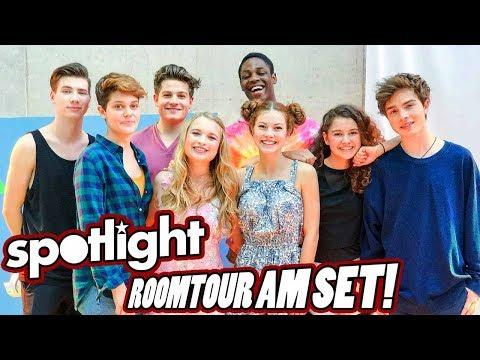 Das SPOTLIGHT-Set - SO sieht es aus! (feat. Die Lochis) ||ABGEDREHT