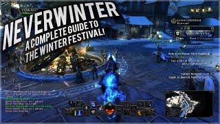 neverwinter a complete guide to the winter festival 2016