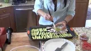 How To Make Raw Bbq Sauce & Vegetable Quinoa Bowl | Diana Stobo