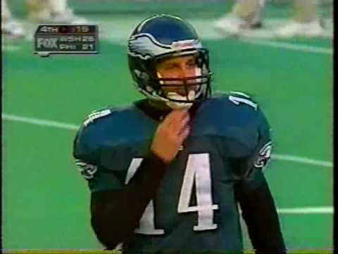 1996 Eagles vs Washington clip9