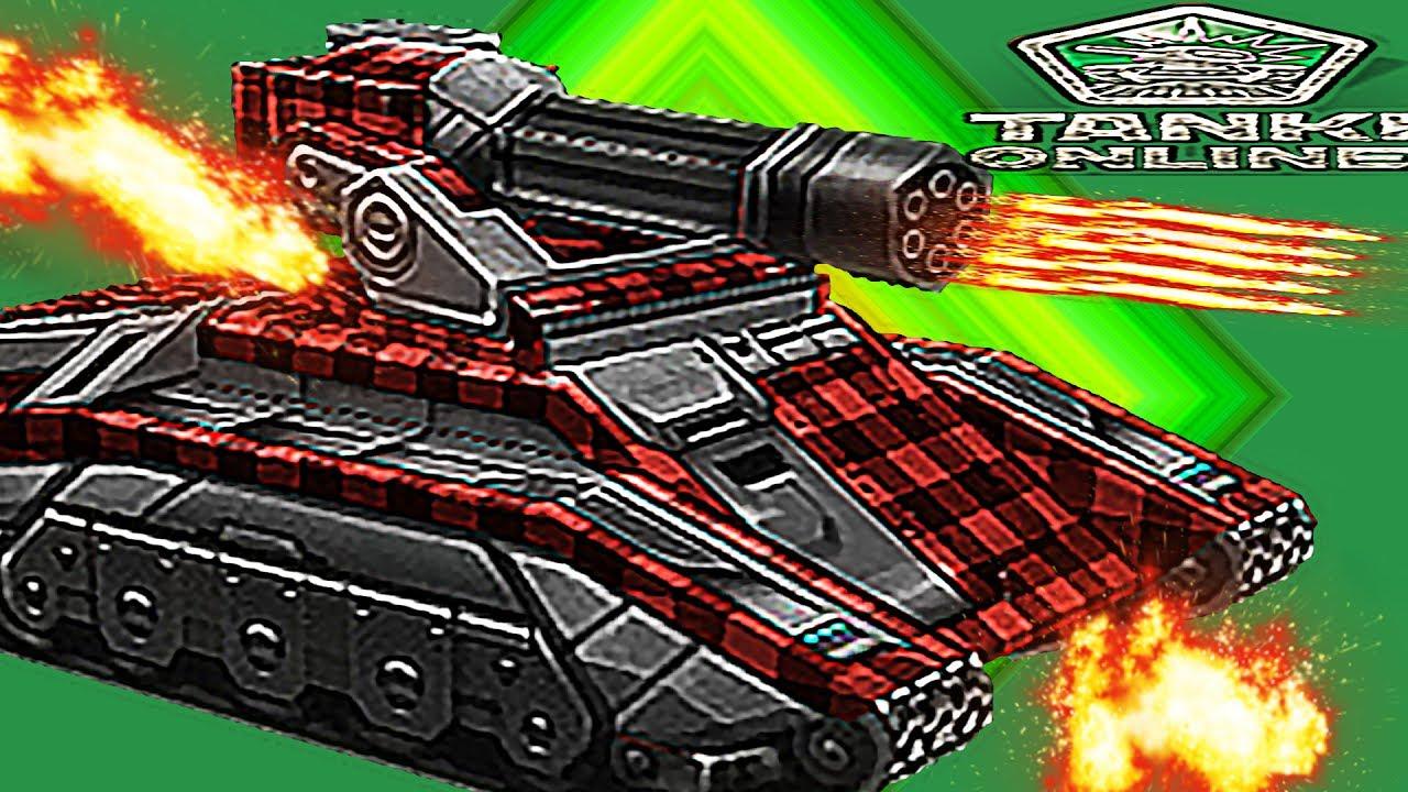 Tanki Online#7 видео для детей как игра Танки X онлайн ...