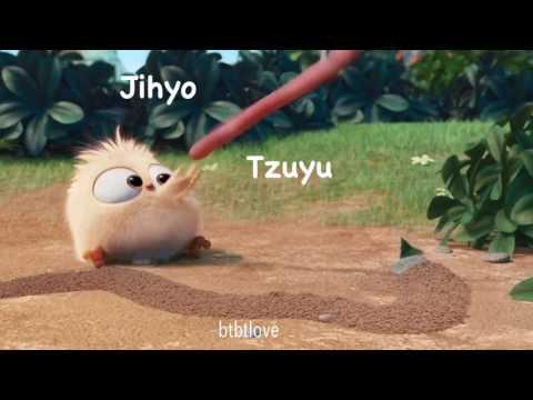 [TWICE] leader Jihyo and maknae Tzuyu Daily life [Jitzu💓]