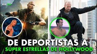"""10 DEPORTISTAS Que Se CONVIRTIERON En """"ACTORES FAMOSOS"""""""