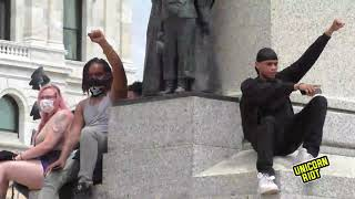 LIVE: Masses of Youth Seek Justice for George Floyd at Minnesota State Capitol