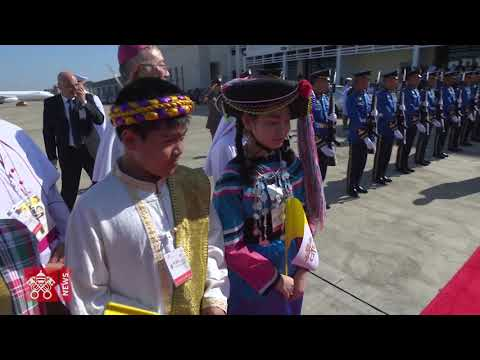 Highlights - Pope Francis' Apostolic Journey to Thailand - Japan 2019 11 23