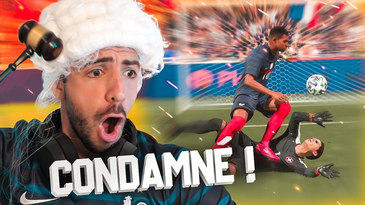 OOOOH LE PETIT PONT ! - Je JUGE vos PLUS BEAUX BUTS sur FIFA - TRIBUNAL DES BUTS #4
