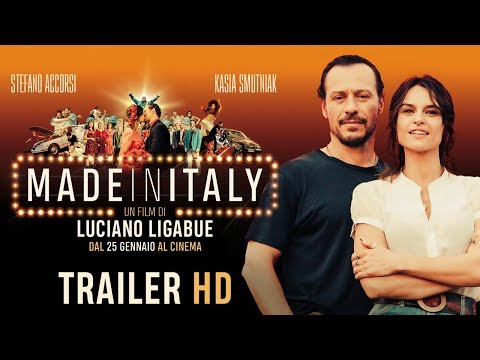 Made in Italy - Official Trailer HD
