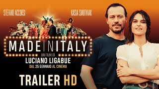 Ligabue - Made in Italy (il film) Official Trailer HD
