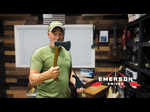 Emerson Battle Axe Update | We're In The Home Stretch