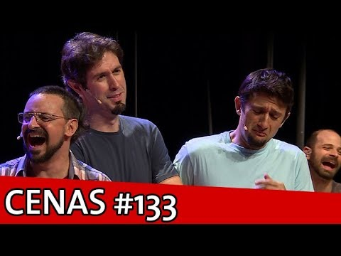 IMPROVÁVEL - CENAS IMPROVÁVEIS #133