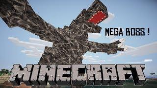 Minecraft mody 1.6.4 #29 - Mobzilla - Najmocniejszy Boss w Minecraft WTF!