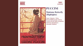 Madama Butterfly: Act II - Vedrai, piccolo amor