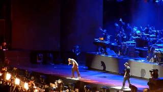 Jay Z - Big Pimpin LIVE @ Home & Home Concert Yankee Stadium