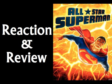Reaction & Review | All-Star Superman