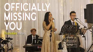 Tamia - Officially Missing You (Fransiska Music Cover)