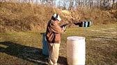 Messing Around With The JTS Shotgun With Saiga 10 Round Mag - YouTube