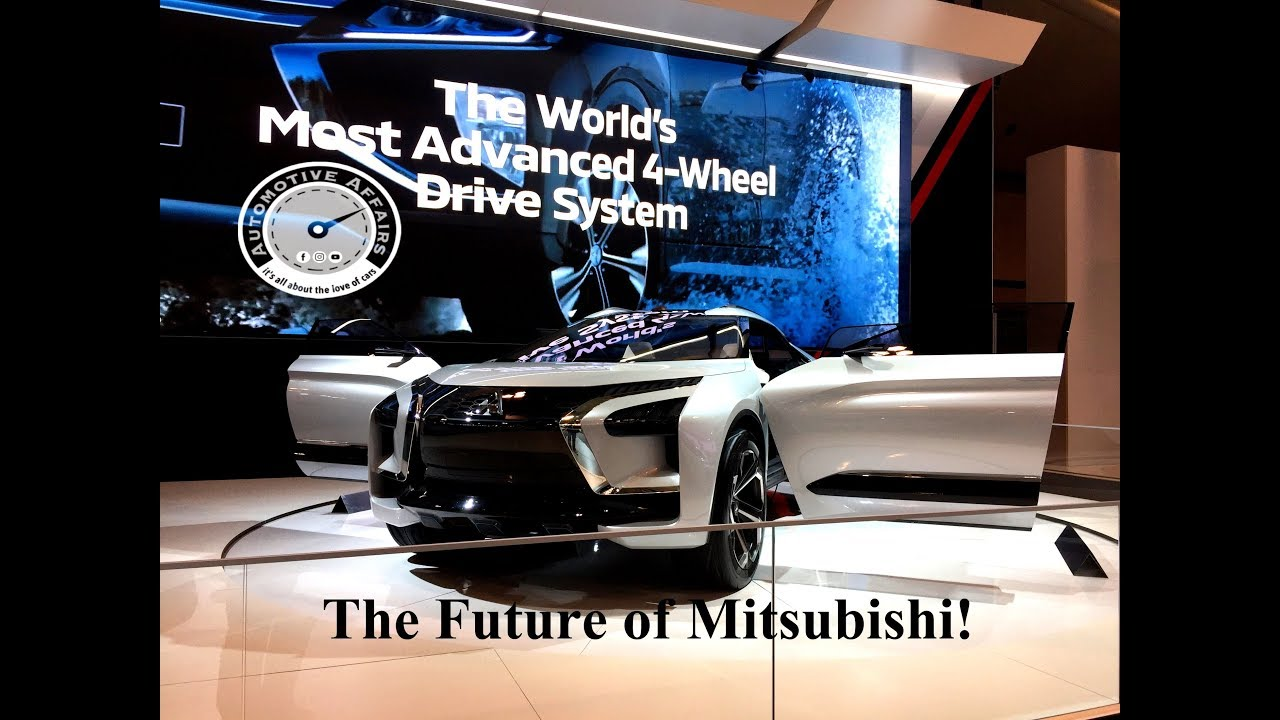 The Future Plans Of Mitsubishi An Automotive Affairs Exclusive