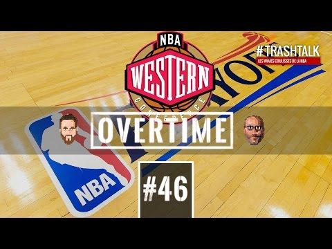 Conférence Ouest : mais qui finira 8ème ? Overtime de l'Apéro TrashTalk