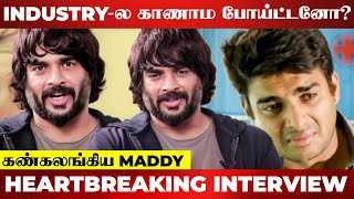 Madhavan's Emotional Interview | Nishabdham