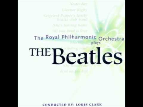 The Royal Philharmonic Orchestra Plays The Beatles - Sgt Pepper