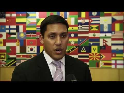 Investing in Nutrition Helps People and Nations: USAID Administrator Raj Shah