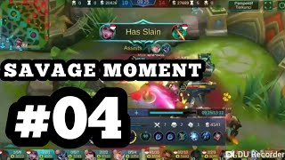 Baixar MOBILE LEGENDS, SAVAGE MOMENT #04