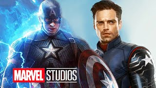 Marvel Falcon and Winter Soldier Teaser - New Trailer Footage Marvel Easter Eggs