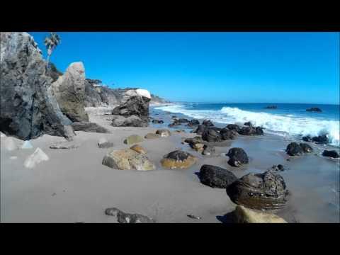 El Pescador Beach   Malibu CA