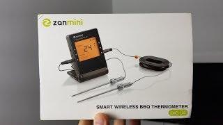 ZanMini BBQ Thermometer Pro ► умный измеритель температуры!