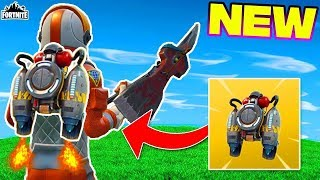 *NEW* Jet pack COMING to FORTNITE BATTLE ROYALE???