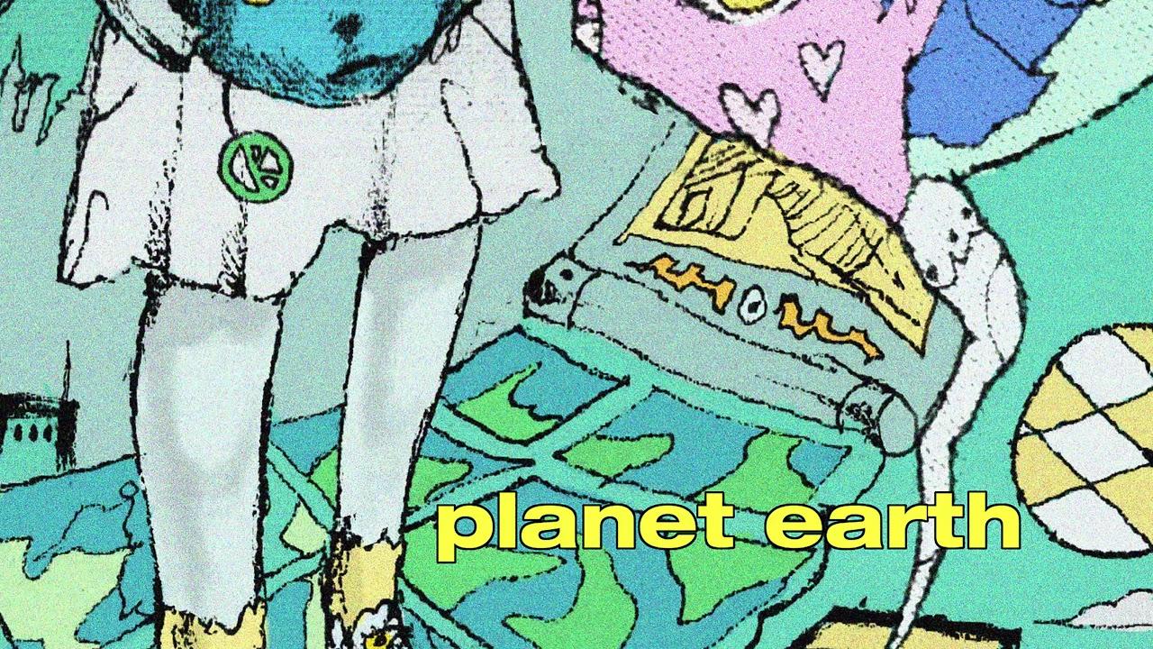 Khary - Planet Earth