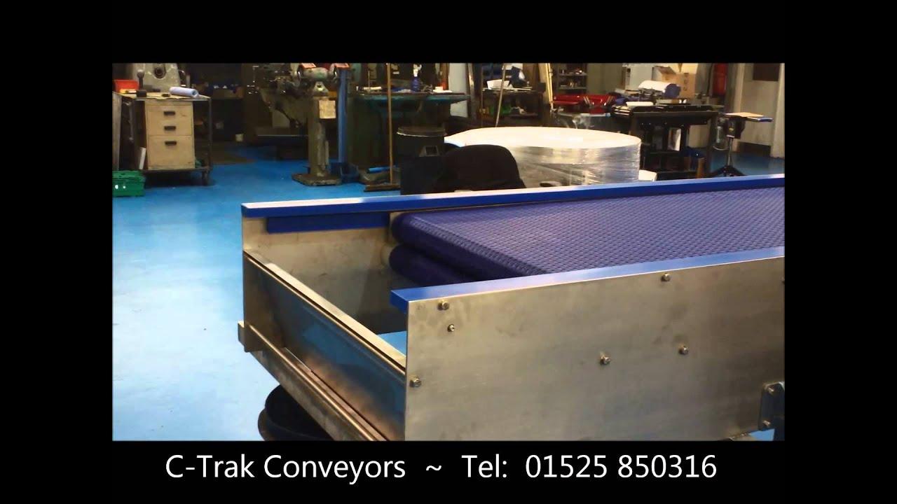 Retracting Conveyor
