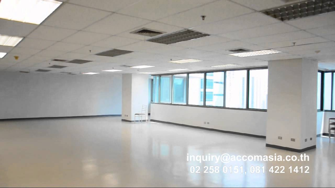 Q House Asoke office in Sukhumvit for Rent 97,800 B/mth Asok BTS  Phetchaburi MRT Bangkok