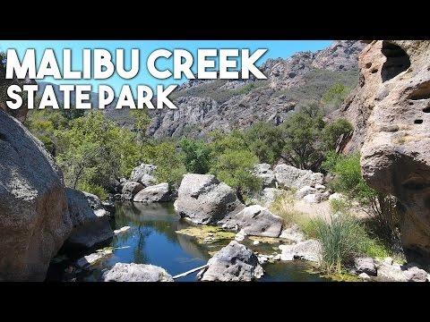 Malibu Creek State Park - Malibu, California(4K Video)