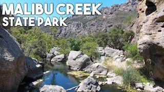 Malibu Creek State Park Secret Hike