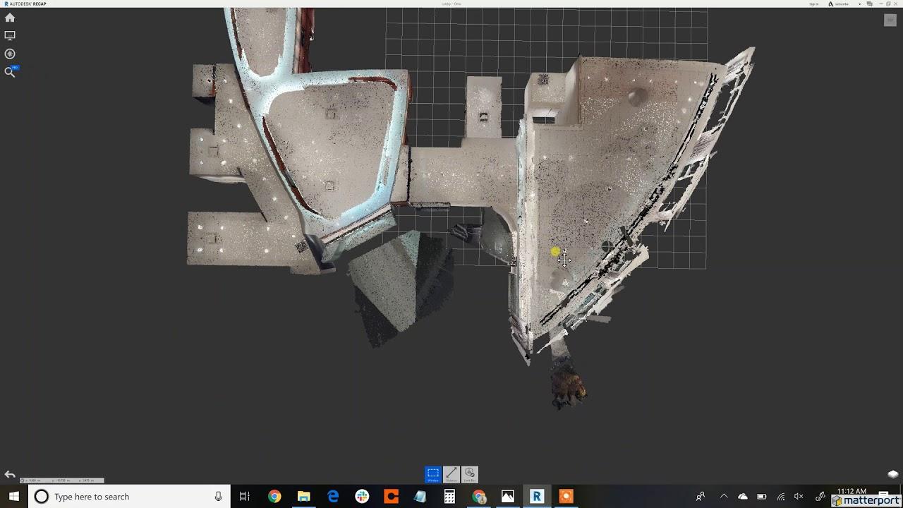 How to Export Your Matterport 3D Models to Autodesk® Recap