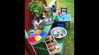 Игровые зоны для детей на даче(Игровые зоны для детей на даче., 2015-06-25T05:59:49.000Z)