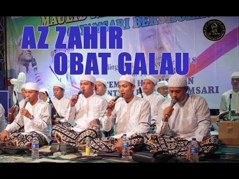 Az Zahir - Obat Galau (Lirik)