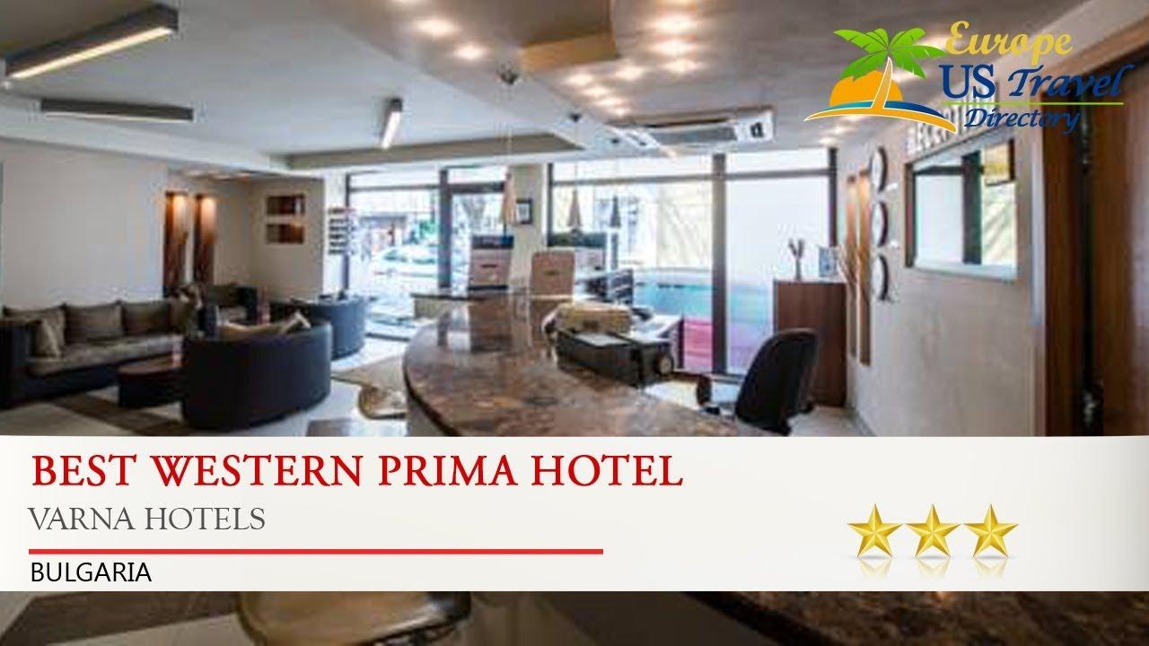 Best Western Prima Hotel   Varna Hotels, Bulgaria