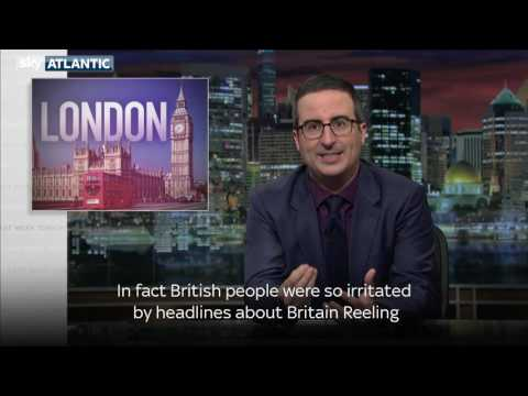 Last Week Tonight   London