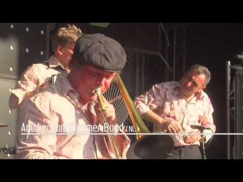 Amsterdam Klezmer Band Live - Der Fryske Bulgar @ Sziget 2012