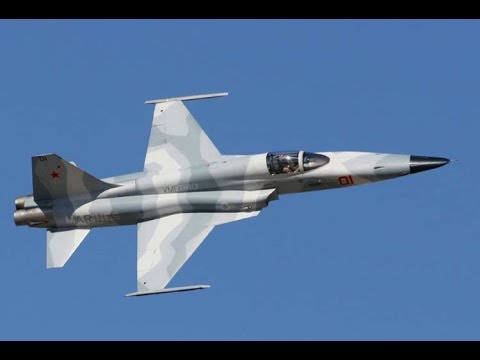 Ralfi's Alley- First Look at F-5E Tiger II by Belsimtek
