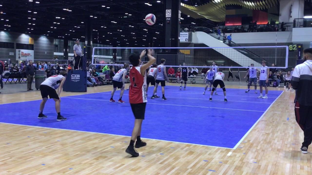 Benjamin Mercure S Men S Volleyball Recruiting Profile