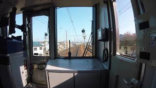 JR西日本の旅(4K) 茨木駅 → JR総持寺駅(2018年3月17日開業)