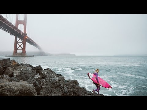 48 Hours in San Francisco with Stephanie Gilmore